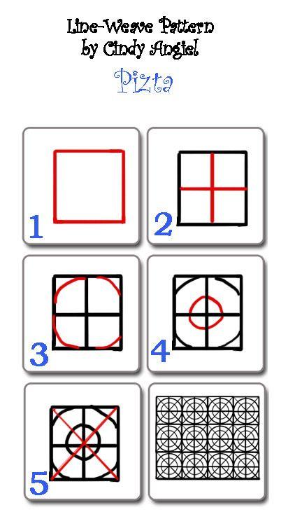 17 best images about zentangle patterns grid based on pinterest persian zentangle. Black Bedroom Furniture Sets. Home Design Ideas