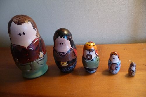 firefly stacking dolls