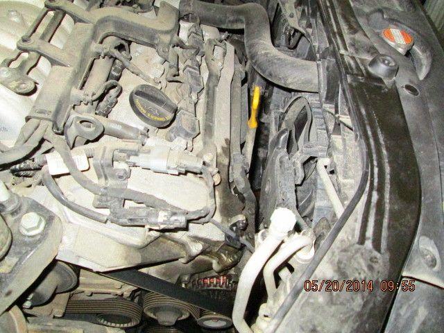 2007 Hyundai Santa Fe alternator replacement- first thing, Fans