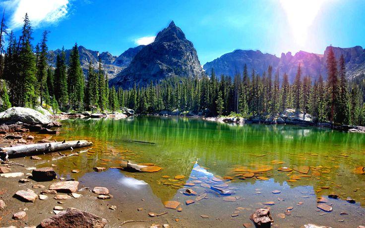 Lone Eagle Peak Tourism 2017