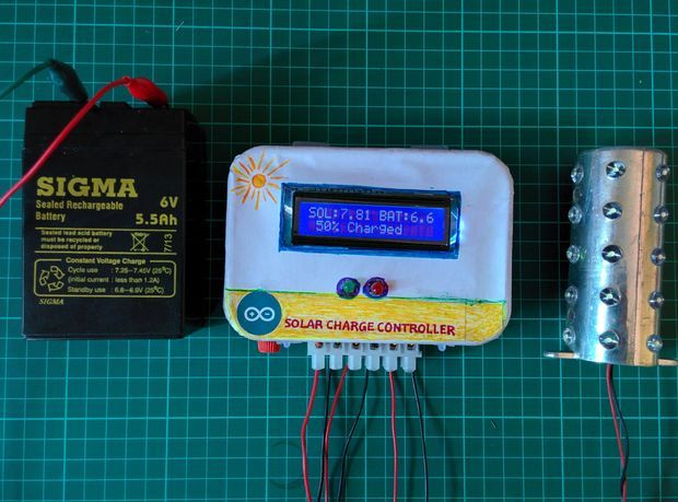 22 best diy do it yourself electronics images on pinterest arduino solar charge controller version 1 arduino projectsdiy projectscomputer solutioingenieria Image collections