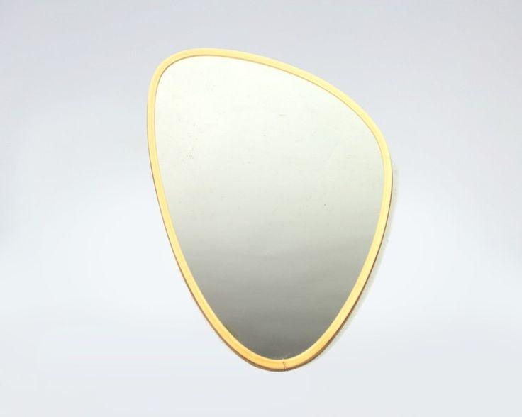 Miroir Oval Vintage - IrèneIrène
