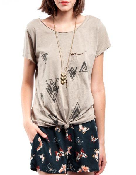 3/4 sleeve t-shirt : CLOTHES T-Shirts