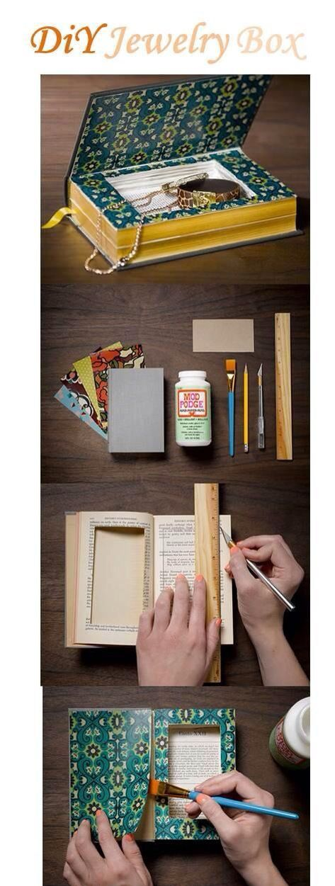how to recycle books 9