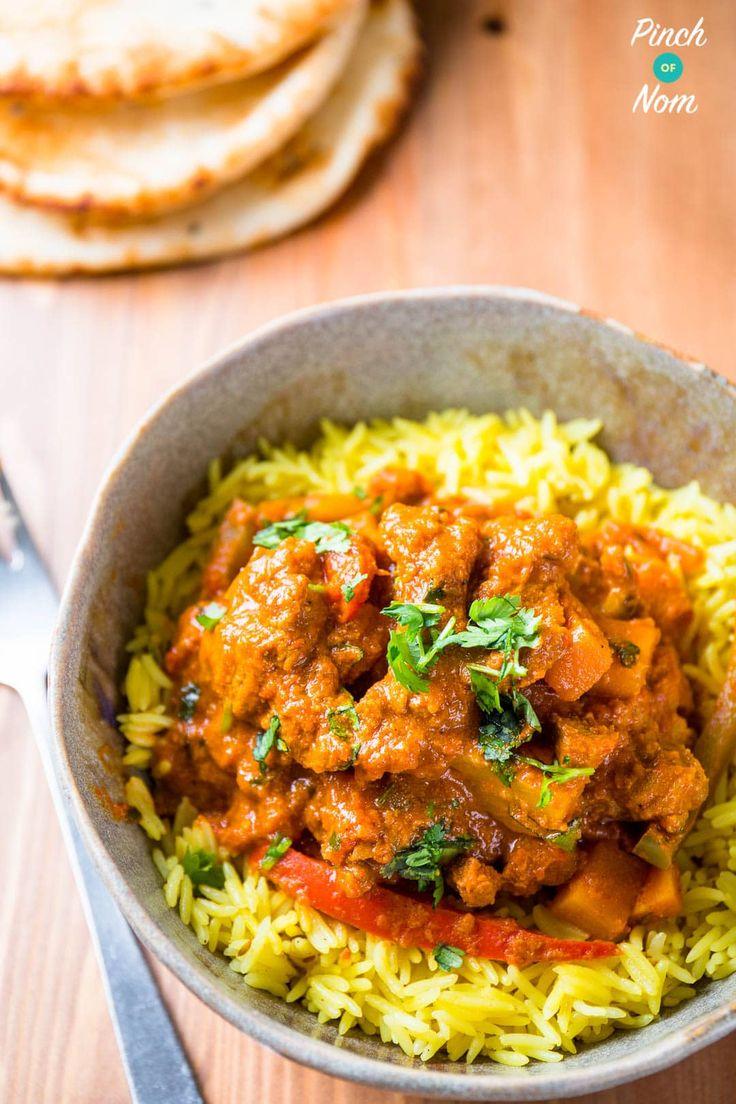 syn free lamb rogan josh curry | Slimming World