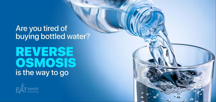 Is Reverse Osmosis Water the Best Water for You? Here's All You Need to Know #water #bottledwater #reverseosmosis