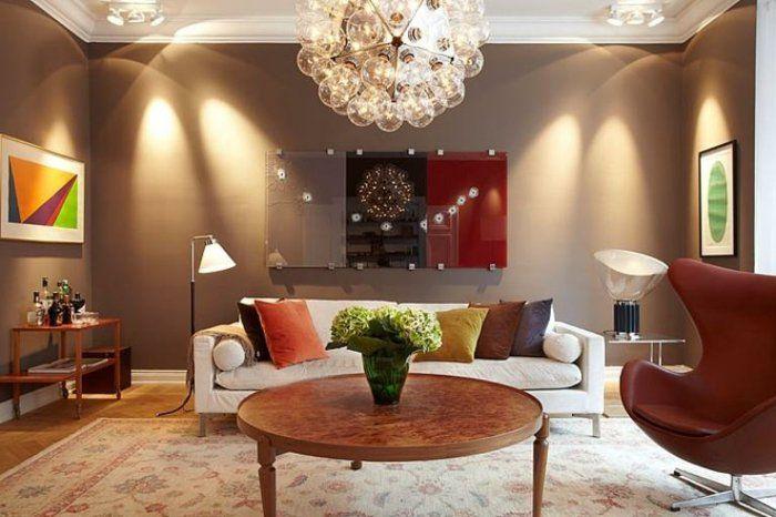 wohnzimmer malen braun: wohnzimmer 133 einrichtungsideen in jeglichen stilen radina wohnzimmer