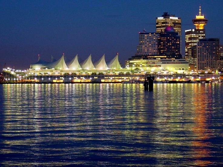 Canada Place, Vancouver | Places & Landmarks | Pinterest ...