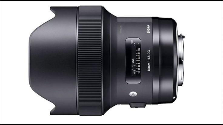 Sigma 14mm f1.8 DG HSM ART Lens Preview