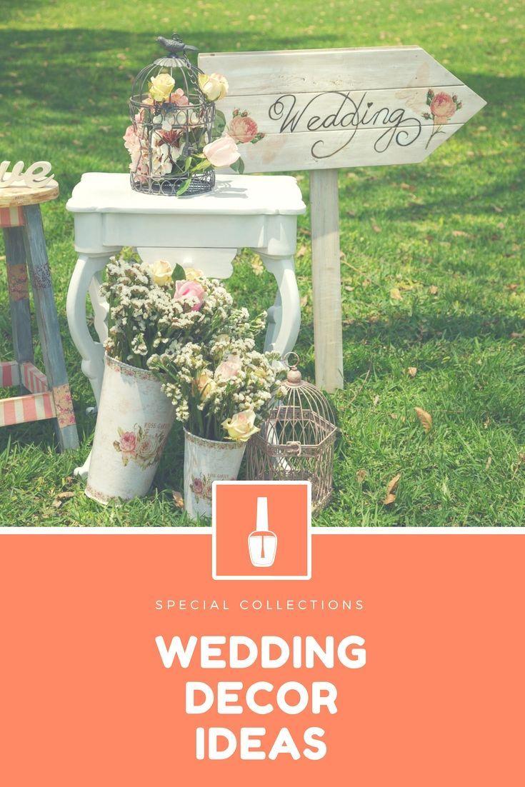 Unique wedding decoration ideas  Unique Wedding Decoration Ideas Album  Great And Cost Effective