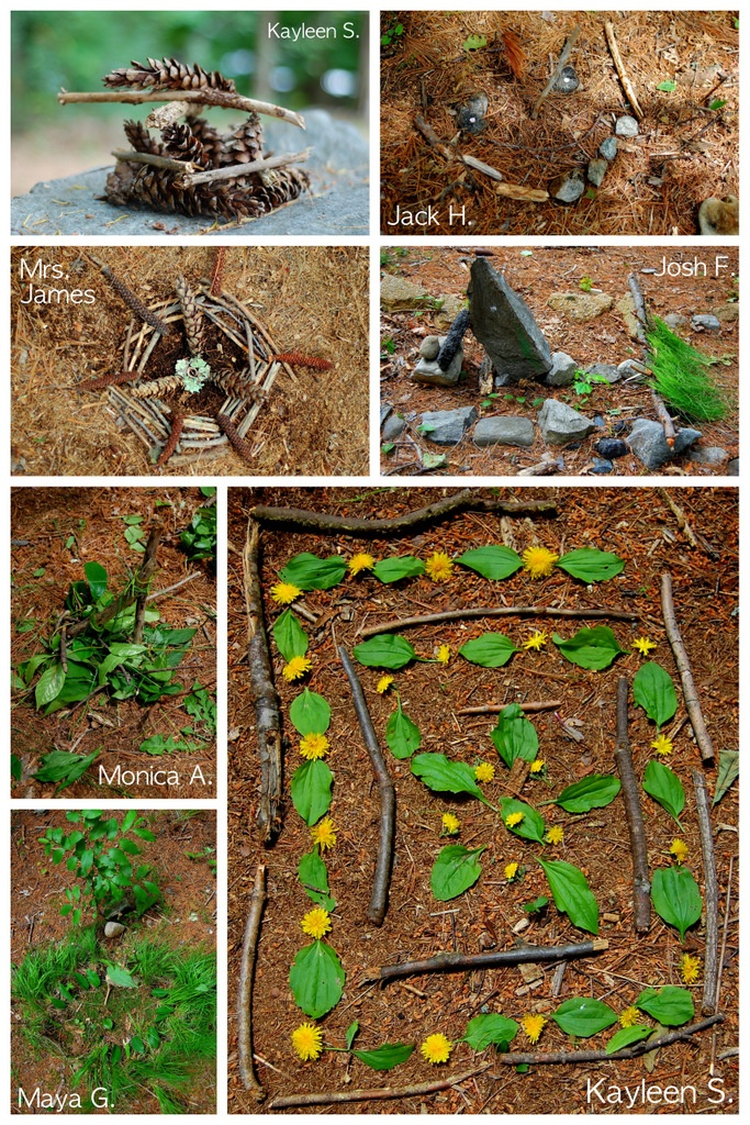 Earth Art Sculptures...awesome!