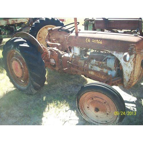 Ford 9N Tractor for sale - salvage - ol' rusty