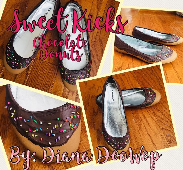 Excited to share the latest addition to my #etsy shop: Sweet Kicks // Chocolate Donut Shoes // OOAK Shoes // Donut Shoes // Ice Cream Shoes // Dessert Shoes // Handpainted Shoes // DIY Shoes //