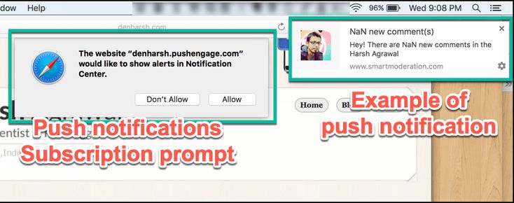 Tired of Browser Push Notifications? Heres how Disable it on Chrome