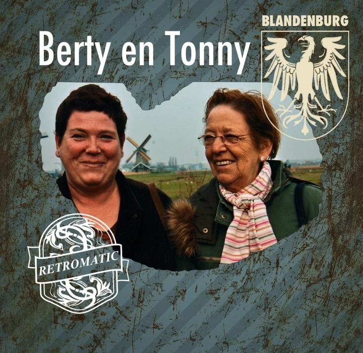 Berty en Tonny Retro