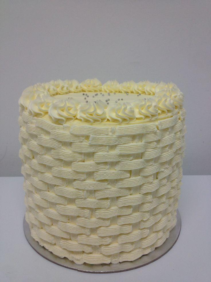 Basket style cake crumbsbakery.com.au
