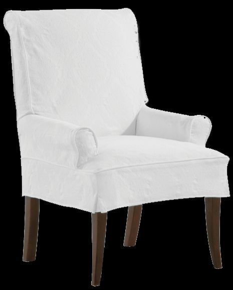 Slipcovers For Dining Room Chairs With Arms: Best Ideas About Hampton Slipcovered, Slipcovered Dining