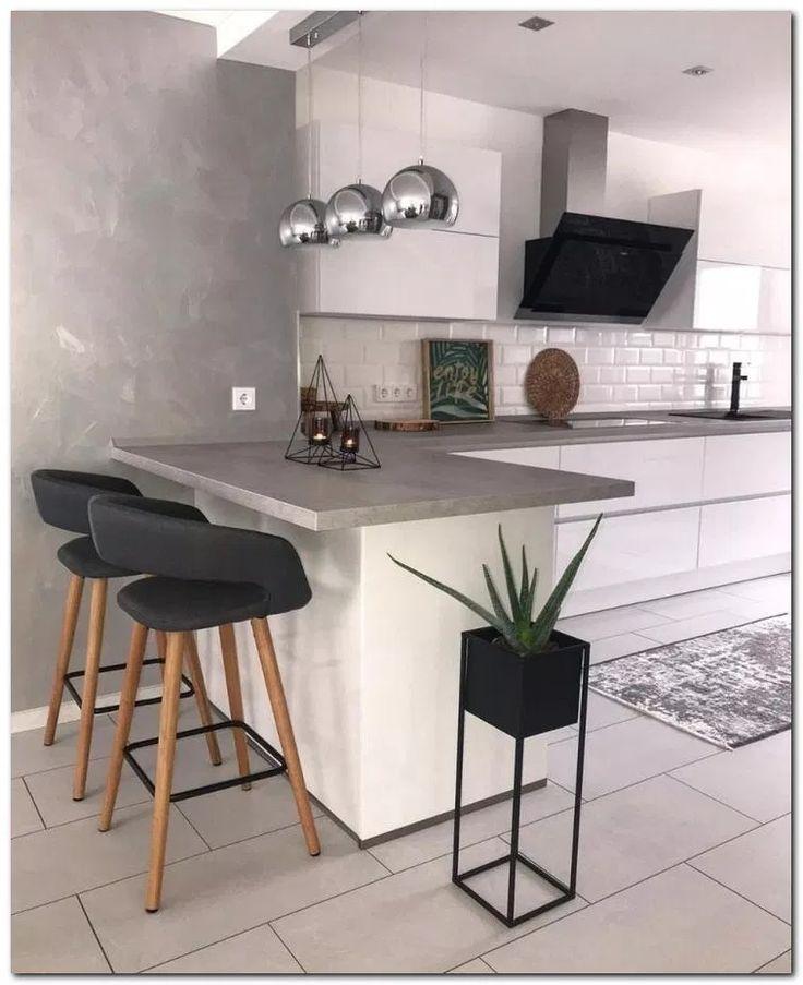 30 Inspiring Modern Scandinavian Kitchen Design Id…