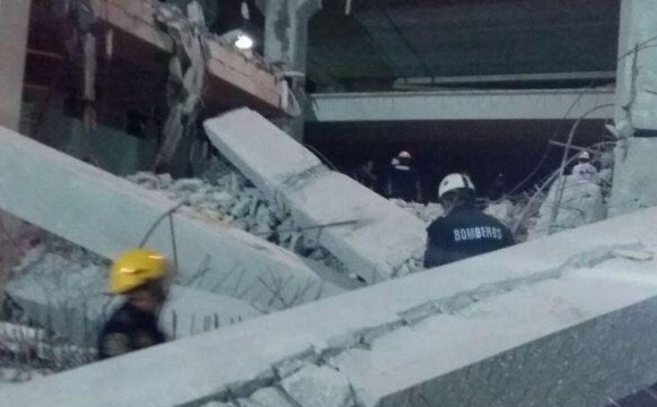 Identifican a trabajadores fallecidos tras el derrumbe de un hotel en Mérida
