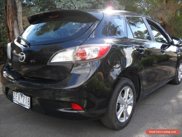 The 25 best mazda 3 hatch ideas on pinterest mazda 3 sport mazda 3 auto 4 door hatch 2012 series 2 1 lady owner 57k with books damaged publicscrutiny Image collections