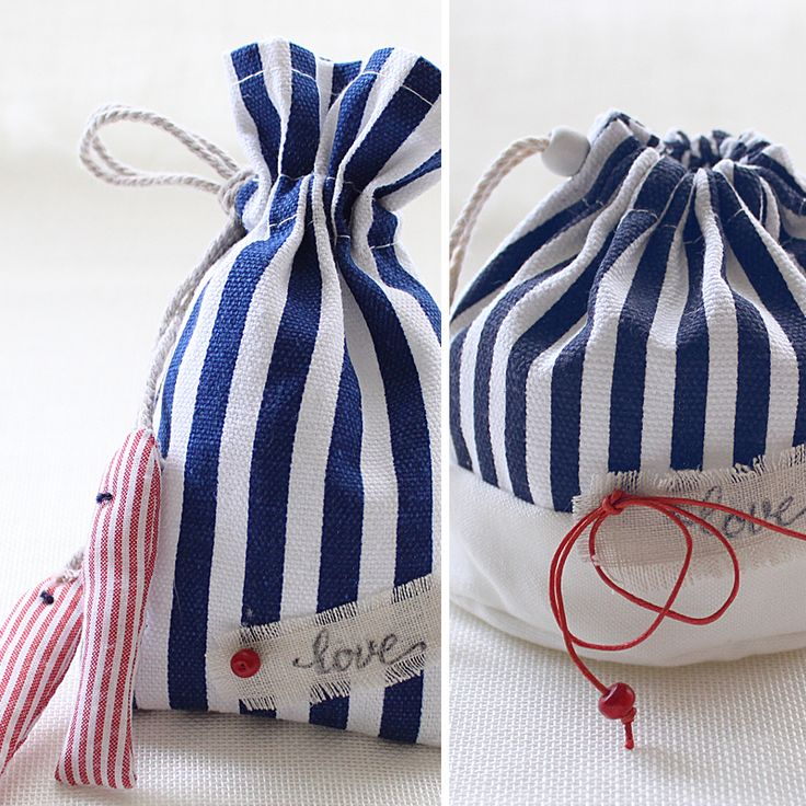 Navy baptism favors