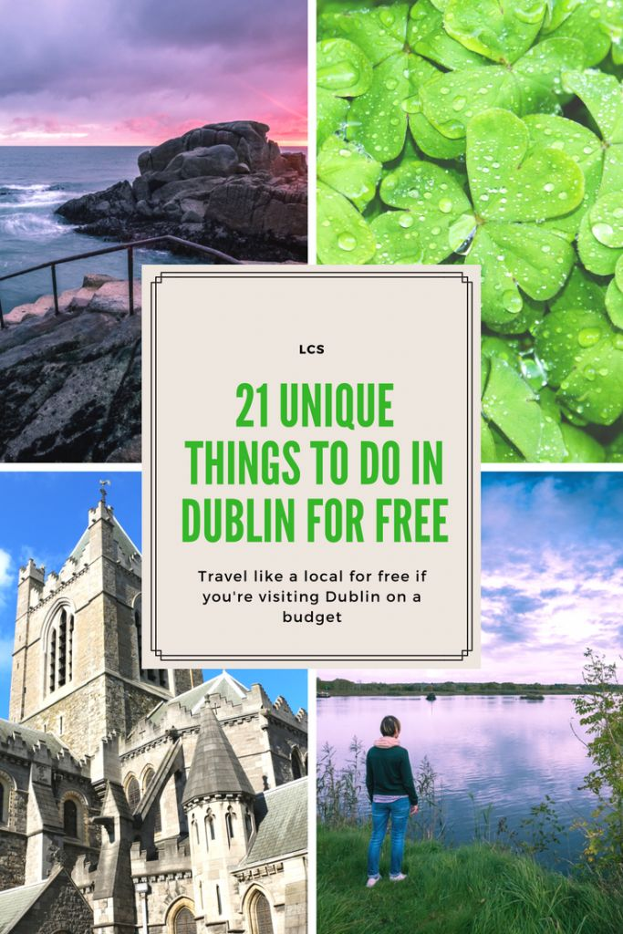 21 things to do in Dublin for free if you're visiting on a budget aka how to enjoy the city without worrying too much about money.  Go check my article and enjoy  #dublin #travel #ireland #traveltips