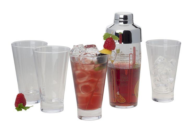 Cocktail-Set LUMINARC, 5-teilig