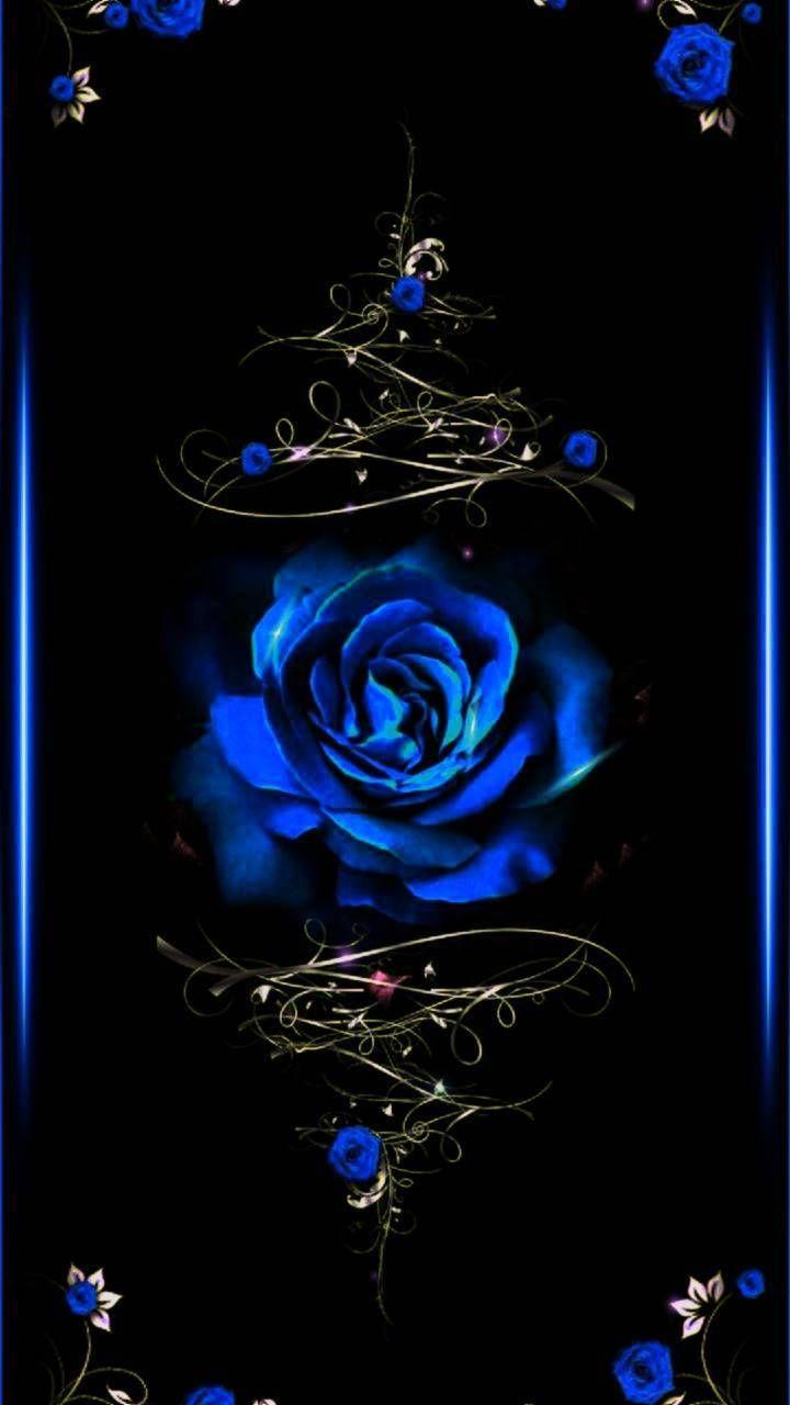 Emoji Monkey Expression Wink Womens T Shirt Blue Roses Wallpaper Cute Flower Wallpapers Rose Wallpaper