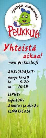 Peukkula on satu- ja seikkailupuisto Jyväskylässä. Olemme toimineet Peukkulan pitkäaikaisena kumppanina sähköisen markkinoinnin parissa. Melkeinpä voisi sanoa, että koko Peukkulan sähköinen markkinointi on meille ulkoistettu sosiaalisen median kanavien ylläpitämisine, uutiskirjeiden toteutuksine, www-sivujen kehittämisine ja kaikkinensa.