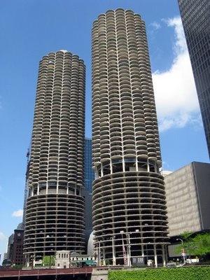 Marina City Towers, Chicago