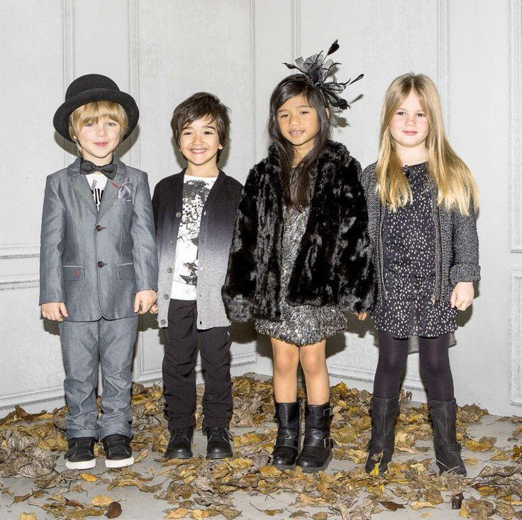Kids Fall Fashion