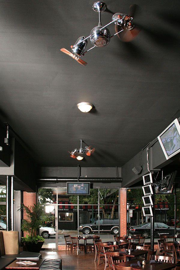 Dynamic Dual Rotational Ceiling Fan   #industrial #fan
