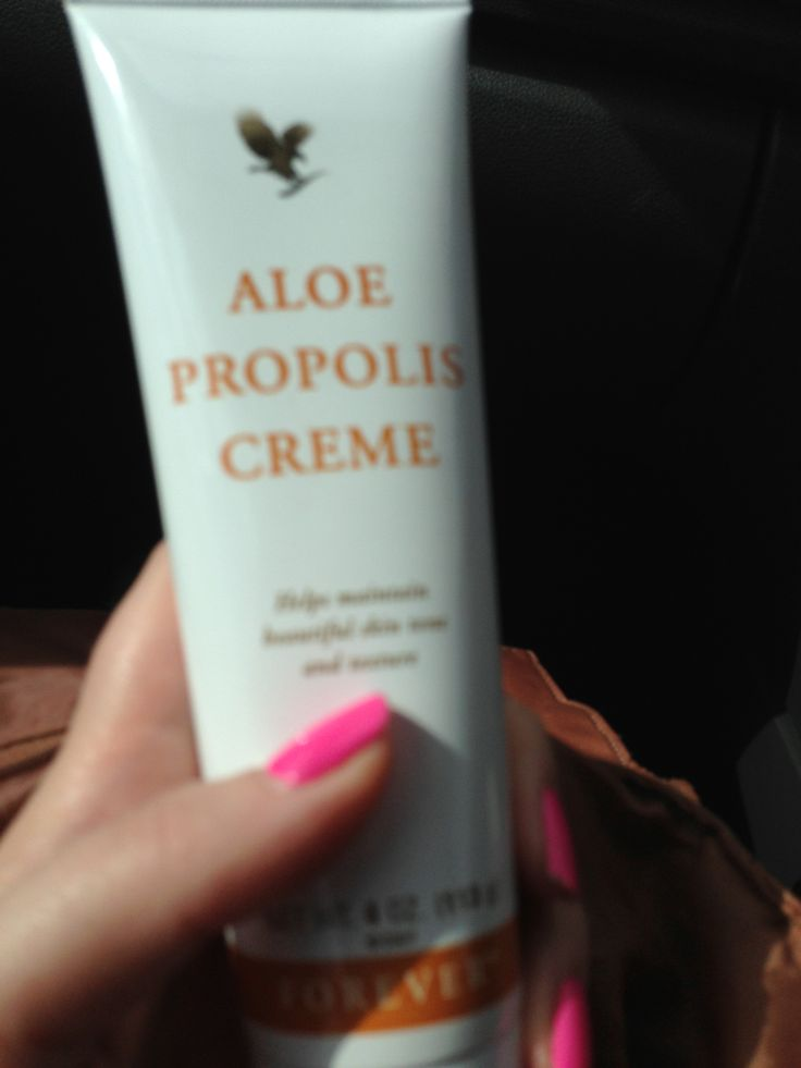 Love FLP aloe products and this propolis cream is great for dry skin!