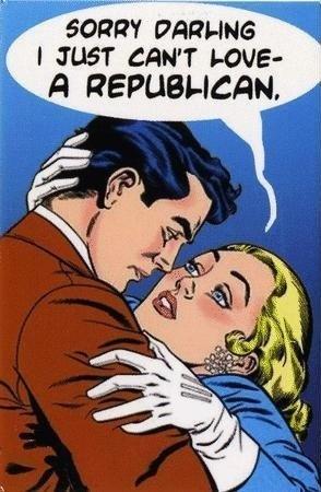 Political Art Inspired by Roy Lichtenstein