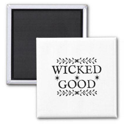 Böser guter Magnet | Zazzle