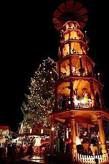 Weihnachtsmarkt Auf Englisch.Weihnachten In Deutschland New Life English Camps Unterrichten
