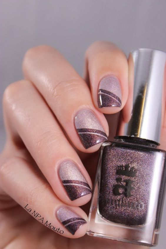 Best 25+ Easy nail art designs ideas on Pinterest | Diy nails ...