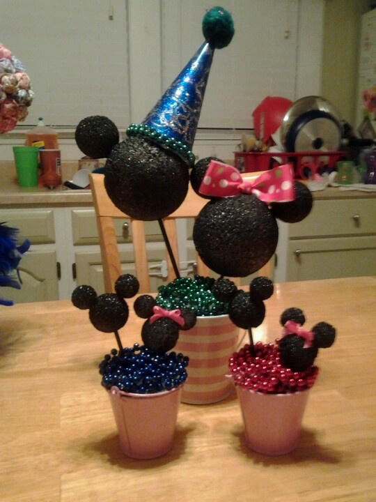 48 best images about DIY Mickey Mouse Birthday on ...