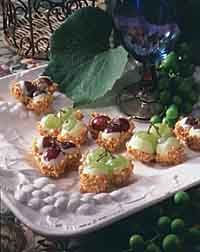 Grape Clusters...yummy
