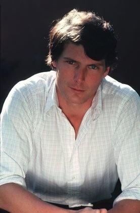 Christopher Reeve looks like   tom welling
