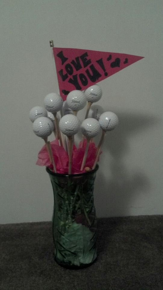 56 best fore the love of golf! valentines ideas for golfers, Ideas