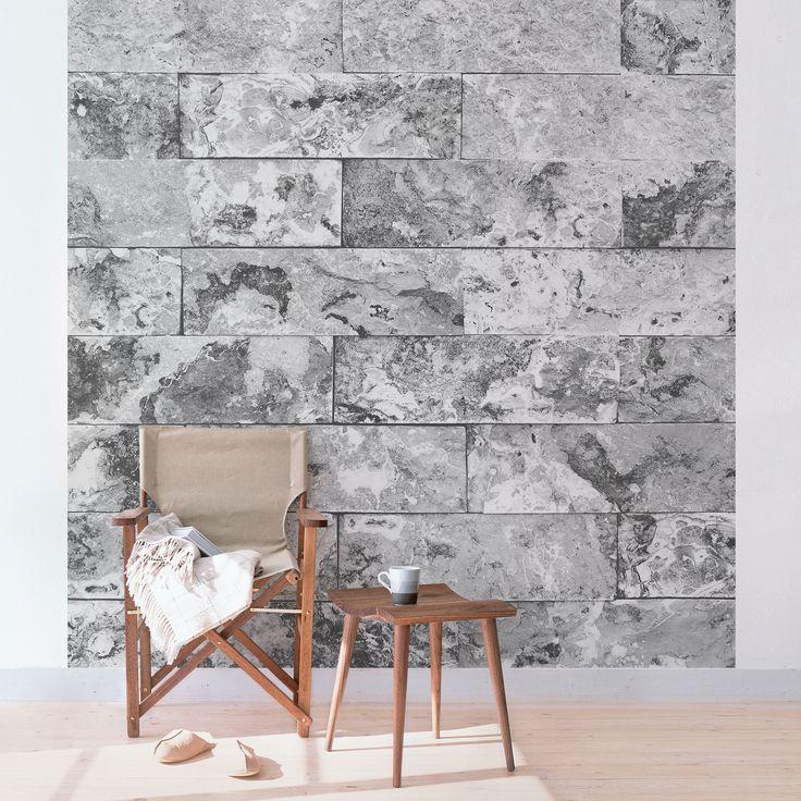 Die besten 25+ Marmorwand Ideen auf Pinterest Marmor-Interieur - designer tapeten einrichtung maskuline note