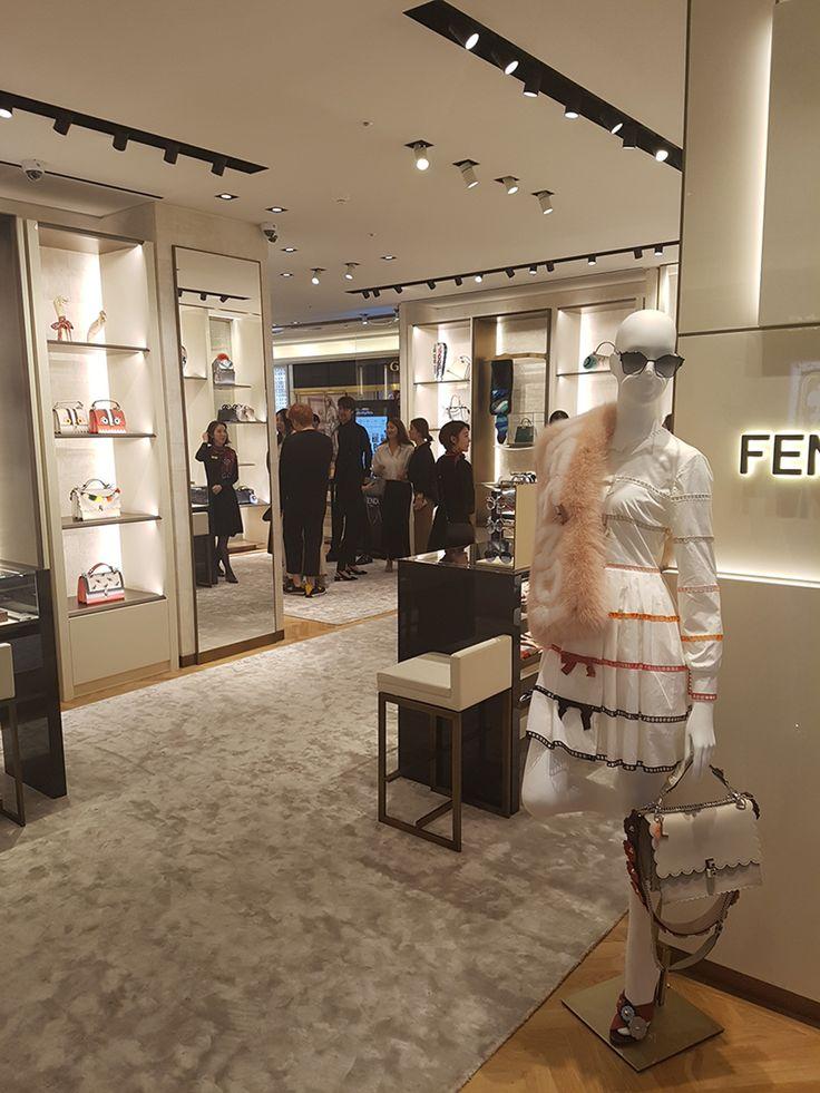 FENDI galleria open