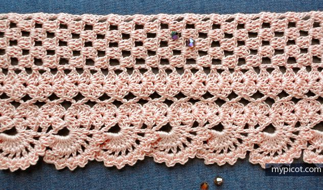 Pattern & Tutorial: Crochet Edging