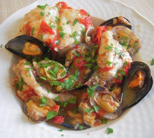 Ricetta Zuppa Ratatouille.Zuppa Di Pesce Ricette Di Cucina Il Cuore In Pentola Ricetta Zuppa Di Pesce Ricette Ricette Di Cucina