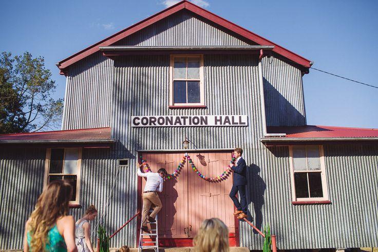Our #somersetdam #coronationhall #wedding