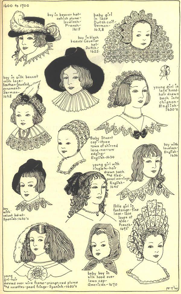 17th Century Hats And Hairstyles Photo by Idzit   Photobucket