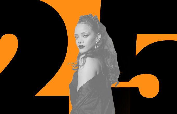 The 25 Best Rihanna Songs | Complex