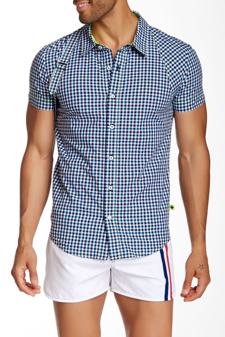 Holster Shirt by Andrew Christian on @HauteLook