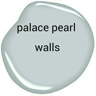 Palace Pearl Bm Cw 6 50 Paint Pinterest Palaces